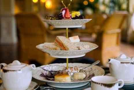 Radisson Blu Portman Hotel - Afternoon tea with fruit scones served with cream and preserve - Save 52%