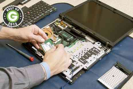 CVS Technologies - Laptop, iPod or iPad Repair Services - Save 52%
