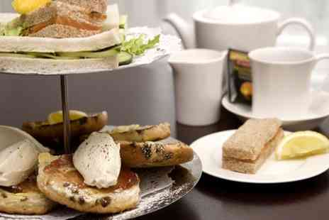 SDM Coffee House - Afternoon Tea With Cheeseboard For Two - Save 46%