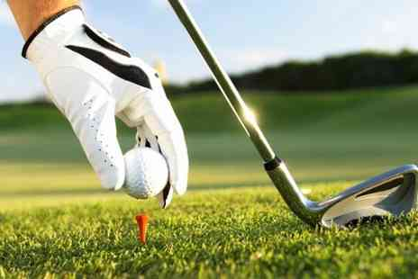 Melton Mowbray Town Estate - 18 Hole Pitch and Putt For One  - Save 14%