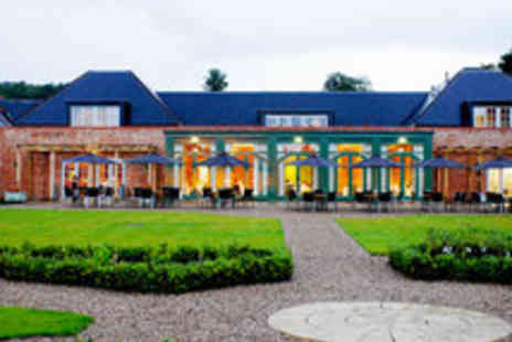 Puma Hotels Collection - Scenic Warwickshire Stay for Two with Credit for Dinner or Spa - Save 48%