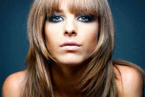 Vogue Hair and Tanning - Haircut and Blow Dry with Half Head of Highlights - Save 55%