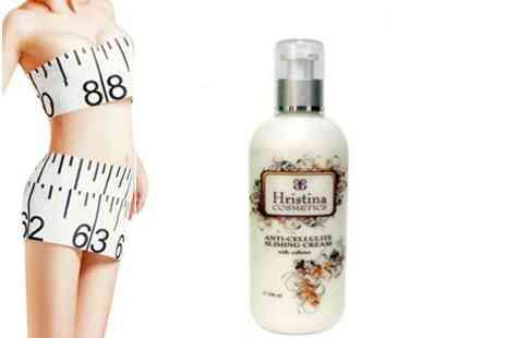 OneTouchTrade - Anti Cellulite Firming Cream caffeine & slimming effect - Save 58%