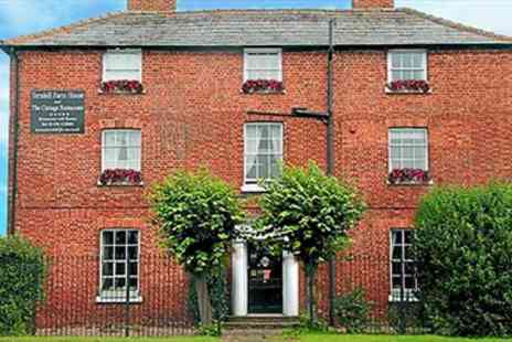 The Cottage Restaurant - Two Night Stay To Award Winning Shropshire Farmhouse - Save 49%