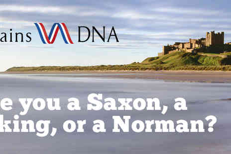 BritainsDNA -  The Worlds Most Advanced DNA Ancestry Test - Save 14%