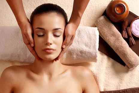 Neda Spa Hair & Beauty - Luxury pamper package including facial, manicure and back scrub - Save 65%