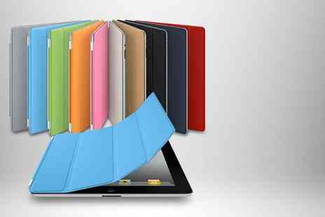Links 4 - Foldable magnetic iPad case - Save 60%