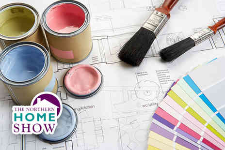 The Northern Home Show - Two tickets to The Northern Home Show - Save 53%