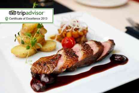 Design House Restaurant - Seven course tasting menu for Two - Save 59%