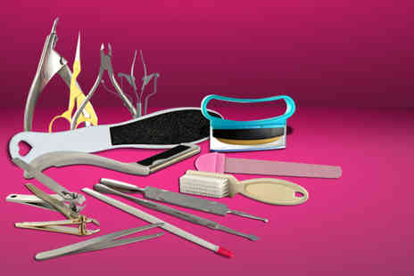 Millennium Nails -  15 piece nail styling kit - Save 77%