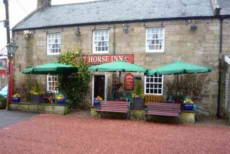 Bay Horse Inn - One Night Stay For Two With Breakfast  - Save 50%