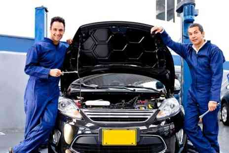 Waterfront Cars - MOT Test With Air Conditioning Check and Re Gas - Save 50%