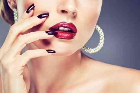 Hs Hair and Beauty Studio - Gel Nails For Fingers or Toes - Save 47%