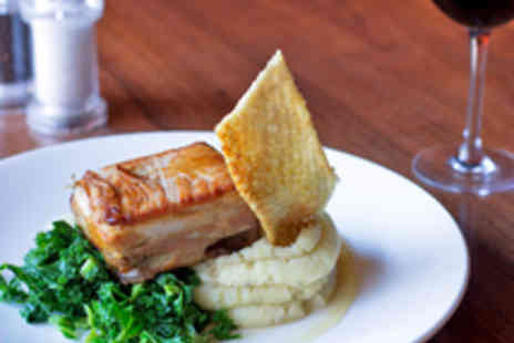 Oakman Inns And Restaurants - Two Course Meal for Two - Save 48%