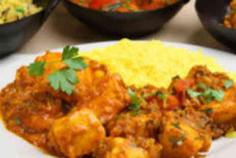 Southern Spice - Indian meal - Save 66%