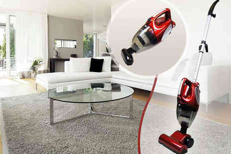 Bagless 2 in 1 Vacuum Cleaner - 2 in 1 Vacuum Cleaner with Accessories - Save 67%
