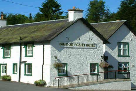 Bridge of Cally Hotel - Exclusive Scottish break in Perthshire - Save 61%