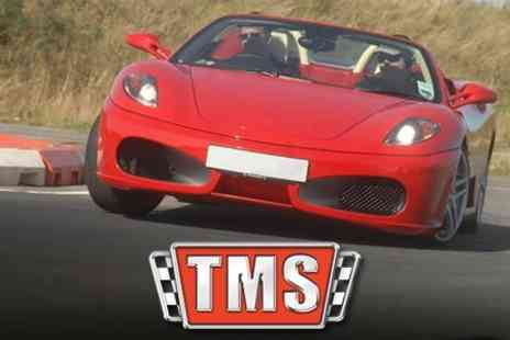 Tockwith Motor Sports - One Hour Skid Pan Driving Experience for £36 - Save 60%