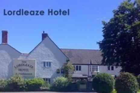 The Lordleaze Hotel - Two Night Stay For Two With Breakfast and Three Course Dinner on One Night - Save 64%