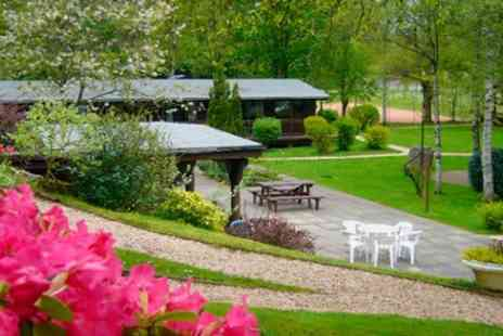 Altamount Park - Three Night Self Catering Chalet Stay For Up to Six in Perthshire - Save 50%