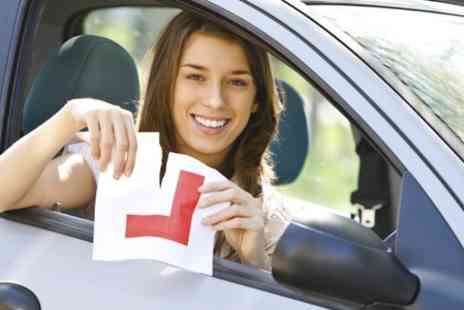 UK ADI Driving School - Three DrivingLessons - Save 50%