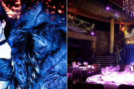 Cafe de Paris - Ticket to Cabaret Night - Save 40%
