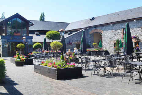 The Court Yard Hotel - A Four Star Stay with Dinner in Kildare - Save 53%