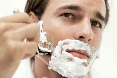 LeKeux Stags - Mens Traditional Wet Shave - Save 52%