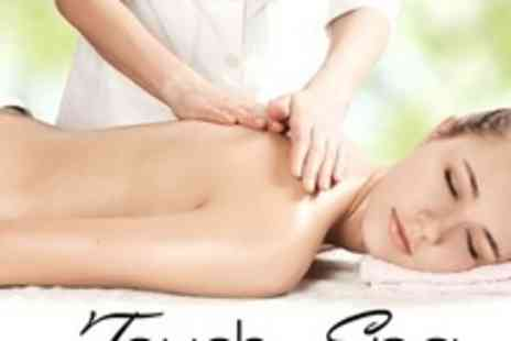 Touch Spa - 60 Minute Signature Massage With Facial - Save 69%