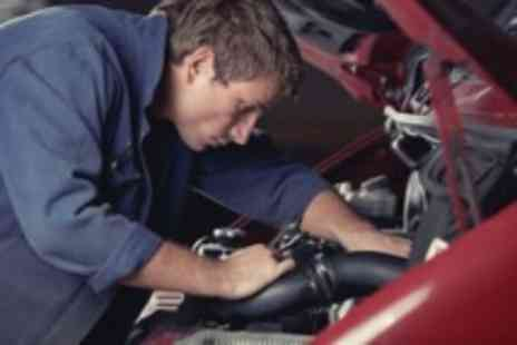 Elite Motor Repairs - Class 4 MOT, 4 wheel alignment tracker check , vehicle conditioning report & health check - Save 76%