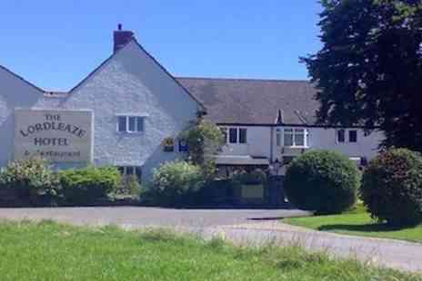 The Lordleaze Hotel - Two nights Stay With breakfast in Somerset - Save 50%