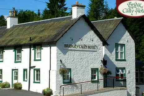 The Bridge Of Cally Hotel - Break for 2 at a Perthshire Hotel in Scotland - Save 8%