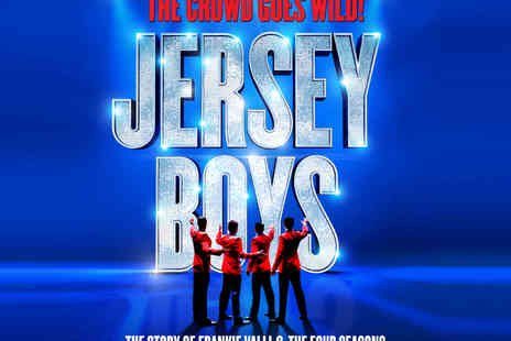 LOVEtheatre - Theatre Flash Sale Discounted Jersey Boys Tickets for May and June - Save 44%