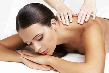 Estetika Studio - Full Body Massage or Sea Salt Scrub and Massage - Save 54%
