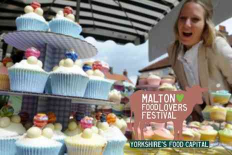 Malton Food Lovers Festival -  Ticket To Celebrity Chef Demonstration  - Save 42%