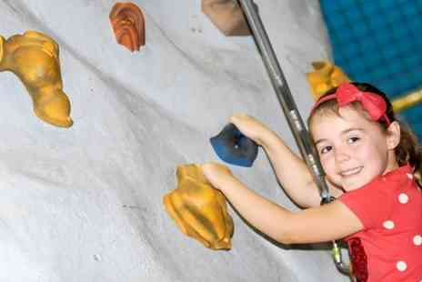 Kids Play -  Day Pass For Two or Three Children - Save 61%