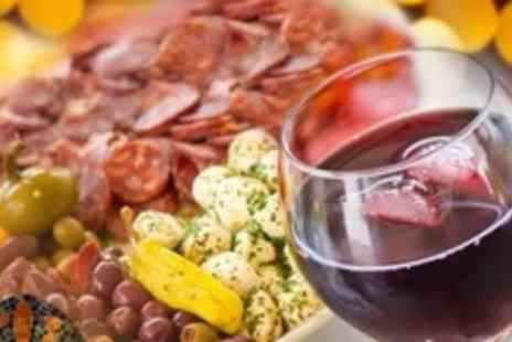 Barcelona Tapas Bar & Restaurant - Tapas For Two Plus Sangria and Spanish Festive Sweets - Save 60%