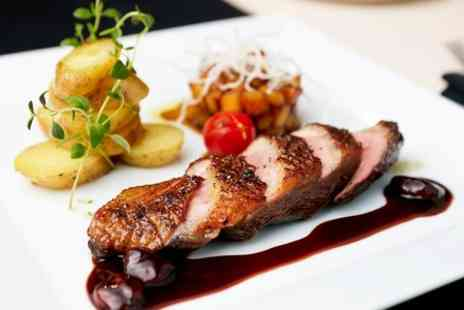 Chequers Inn - Two Course Meal For Two - Save 58%