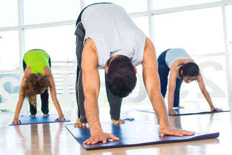 Bliss Yoga and Relaxation - Five Yoga or Five Pilates Classes - Save 57%