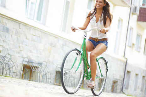 Cycle Penistone - All Day Bicycle Hire for One Adult and One Child - Save 50%
