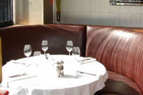The Hale Kitchen - Three course a la carte meal for 2, plus a champagne cocktail each - Save 66%