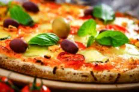 Sofias Italian Restaurant - Two course pizza or pasta meal for 2 with glass of Prosecco each - Save 70%