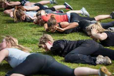 Swift Fitness - 4x 45 to 60 minute outdoor bootcamp sessions plus nutritional plan - Save 81%