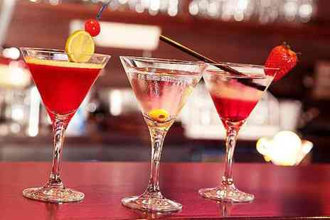 Nirvana Nottingham - Four cocktails to share between two including mojitos, sours, daiquiris & margaritas - Save 63%