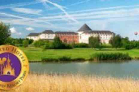Magic Circus Hotel - Three night break just outside Disneyland Paris - Save 58%