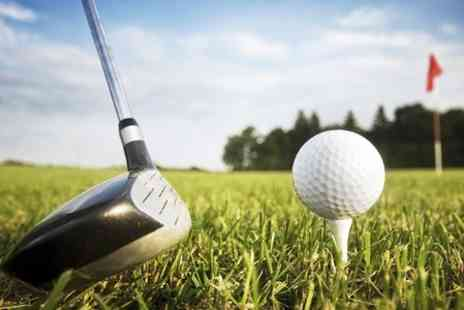 A S Brook Golf - Two 40 minute golf lessons with PGA qualified coach - Save 73%