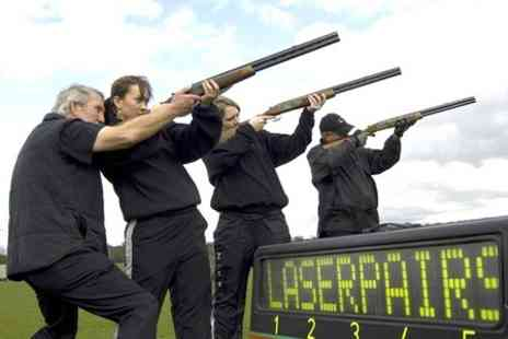 Conference and Events Centre - Laser Clay and Archery Shooting Experience  - Save 72%