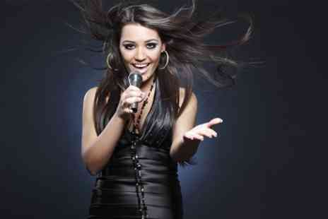 RohanMusic - Two Hour Popstar Experience with Vocal Tuition - Save 59%