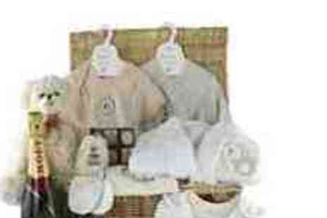 Baby Hamper Gifts - £20 Voucher to spend on beautiful baby gifts - Save 55%