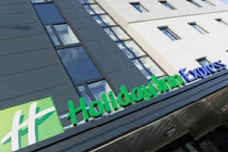 Holiday Inn Express - Birmingham Family Stay with Family Tickets to Your Choice of Cadbury World, West Midlands Safari Park or Warwick Castle - Save 33%